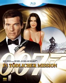 James Bond - In tödlicher Mission [Blu-ray]