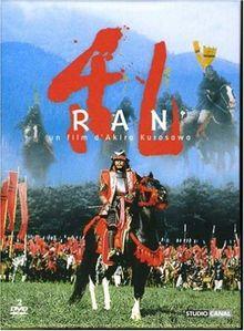 Ran - Édition Prestige 2 DVD [Inclus un livret de 80 pages]