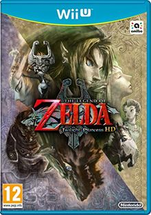 The Legend of Zelda Twilight Princess HD Jeu Wii U