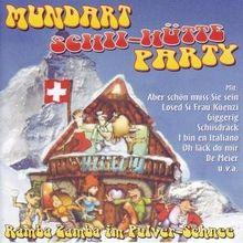 Mundart Schii-Hütte Party 1