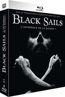 Coffret black sails, saison 1 [Blu-ray] [FR Import]