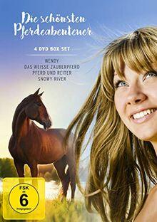 Die schönsten Pferdeabenteuer [4 DVDs]