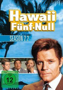 Hawaii Fünf-Null - Season 2.2 [3 DVDs]