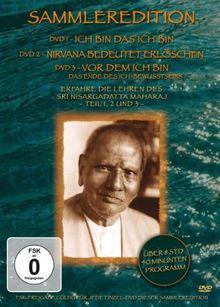 Ich bin das Ich bin / Nirvana bedeutet erlöschen / Vor dem Ich bin - Das Ende ... (3 DVDs)
