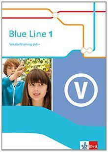Blue Line / Vokabeltraining aktiv: Ausgabe 2014