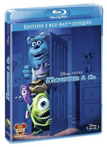 Monstres et cie [Blu-ray] [FR Import]