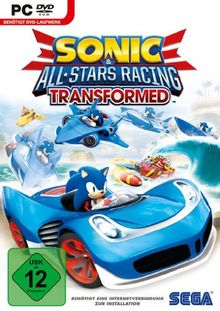 Sonic All-Stars Racing Transformed (PC)