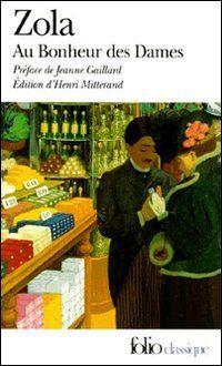 Au bonheur des dames (Folio (Domaine Public))