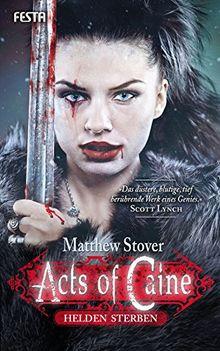 Helden sterben: Acts of Caine - Buch 2