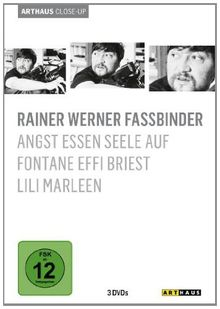 Rainer Werner Fassbinder - Arthaus Close-Up [3 DVDs]