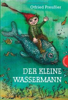 Der kleine Wassermann, (4-farbig koloriert)