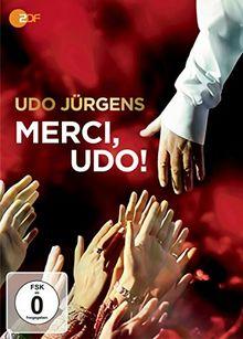 Merci,Udo! [DAS NEUE 3DVD ALBUM)