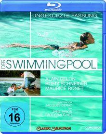 Der Swimmingpool - Ungekürzte Fassung [Blu-ray]