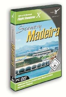 Flight Simulator X - Scenery Madeira X