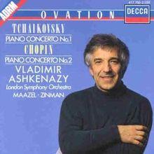Piano Concerto Nos. 1 / Piano Concerto No. 2