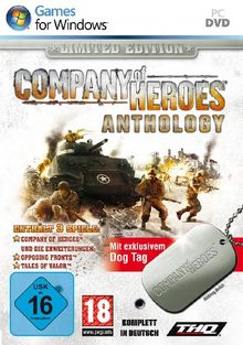 Company of Heroes: Anthology - Limited Edition mit exklusivem Dog Tag