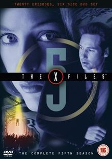 X Files S5 [UK Import]