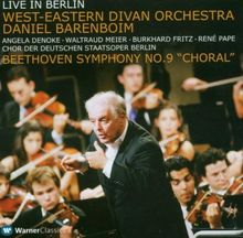 """Sinfonie 9 """"Choral""""-Live"""