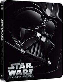STAR WARS IV: UNA NUEVA ESPERANZA STEELBOOK (Spanien Import, siehe Details für Sprachen)