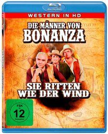 Die Männer von Bonanza, sie ritten wie der Wind (Digital Remastered) [Blu-ray]