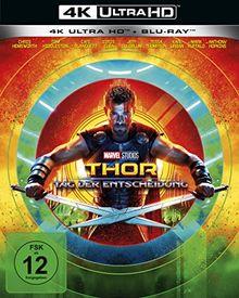 Thor: Tag der Entscheidung - 4K UHD Edition [Blu-ray]