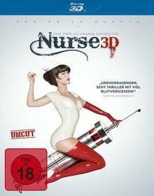 Nurse 3D uncut Blu-ray (Amaray)