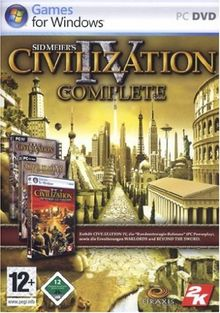 Civilization IV - Complete (DVD-ROM)
