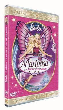 Barbie : mariposa et ses amies les fées papillons [FR Import]