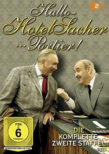 Hallo - Hotel Sacher... Portier - Die komplette zweite Staffel (3 DVDs)