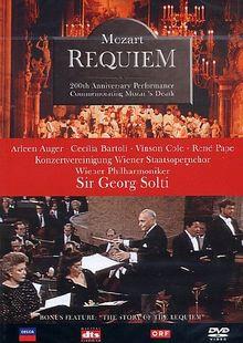 Mozart - Requiem KV 626 / Sir Georg Solti, Wiener Philharmoniker
