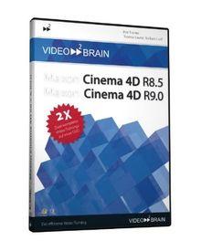 Maxon Cinema 4D R8.5 & R9.0 - 2 Video-Trainings