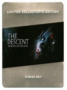 The Descent - Abgrund des Grauens (im StarMetalpak) [Limited Collector's Edition] [2 DVDs]