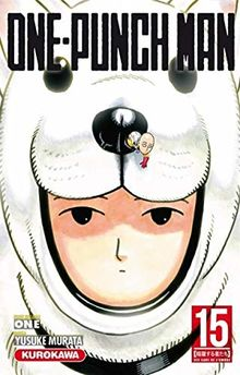 One-Punch Man, Tome 15 :