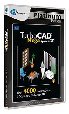 TurboCAD 3D Mega Symbole - Avanquest Platinum Edition
