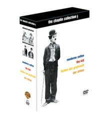 The Chaplin Collection 1 (Moderne Zeiten, The Kid, Lichter der Großstadt, Der Zirkus) [8 DVDs]