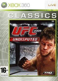 UFC Undisputed 2009 - classics