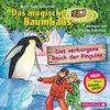 Das verborgene Reich der Pinguine: 1 CD (Das magische Baumhaus, Band 38)