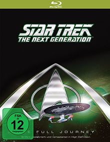 Star Trek Blu-ray - Next Generation/Complete Box