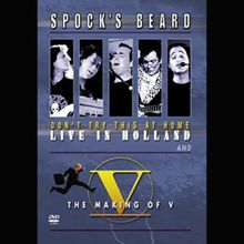 Spock's Beard - Don't Try This at Home (2 DVDs) (NTSC)