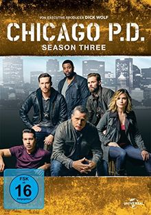 Chicago P.D. - Season 3 [6 DVDs]