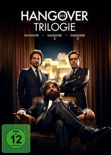 Die Hangover Trilogie [3 DVDs]