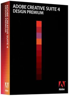 Adobe Creative Suite 4 Design Premium - STUDENT EDITION