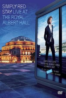 Simply Red - Stay: Live At The Royal Albert Hall (Deluxe Edt.) [Deluxe Edition]