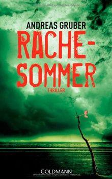 Rachesommer: Thriller