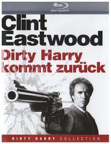 Dirty Harry kommt zurück - Dirty Harry 4 [Blu-ray]