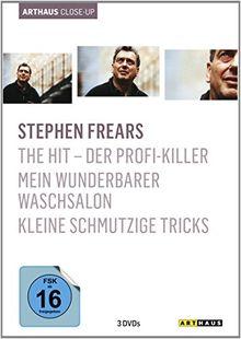 Stephen Frears - Arthaus Close-Up [3 DVDs]