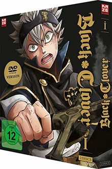 Black Clover - DVD Box 1 (Episoden 01-10) (2 DVDs)