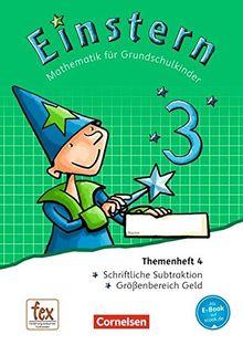 Einstern - Neubearbeitung 2015: Band 3 - Themenheft 4: Verbrauchsmaterial