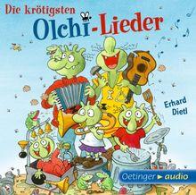 Die krötigsten Olchi-Lieder (CD): Lieder, ca. 45 Min.