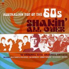 Australian Pop of the 60s: Shak